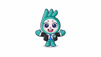 Giob公司吉祥物設計