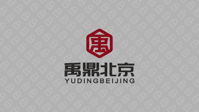 北京禹鼎品牌LOGO设计入围方案2