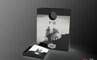 文娱类音乐专辑EP封面设计