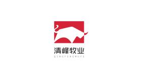 清峰牧业公司LOGO设计