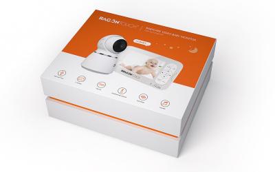 baby monitor 包装设计
