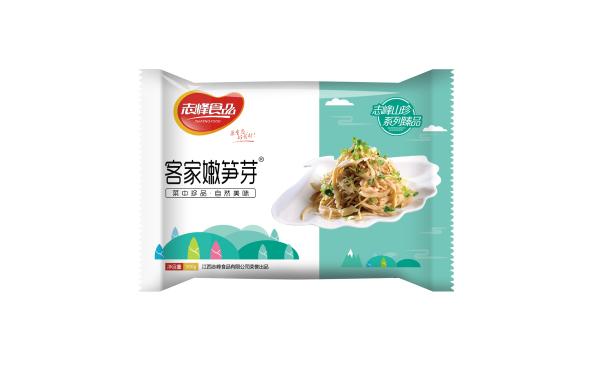 笋干包装、水饺包装