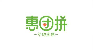 惠團拼品牌LOGO設計