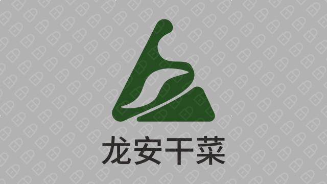 龍安干菜公司LOGO設計入圍方案0