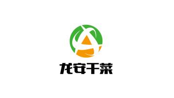 龍安干菜公司LOGO設計
