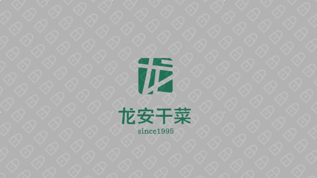 龍安干菜公司LOGO設計入圍方案11