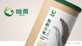 唯粟农业品牌包装设计