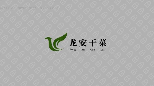 龍安干菜公司LOGO設計入圍方案14