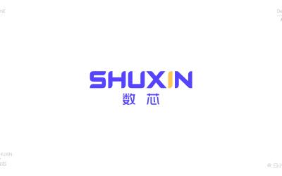数芯logo设计