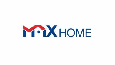 MAX HOME电商品牌LOGO乐天堂fun88备用网站
