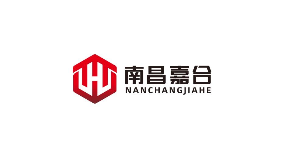南昌嘉合建筑公司LOGO設計