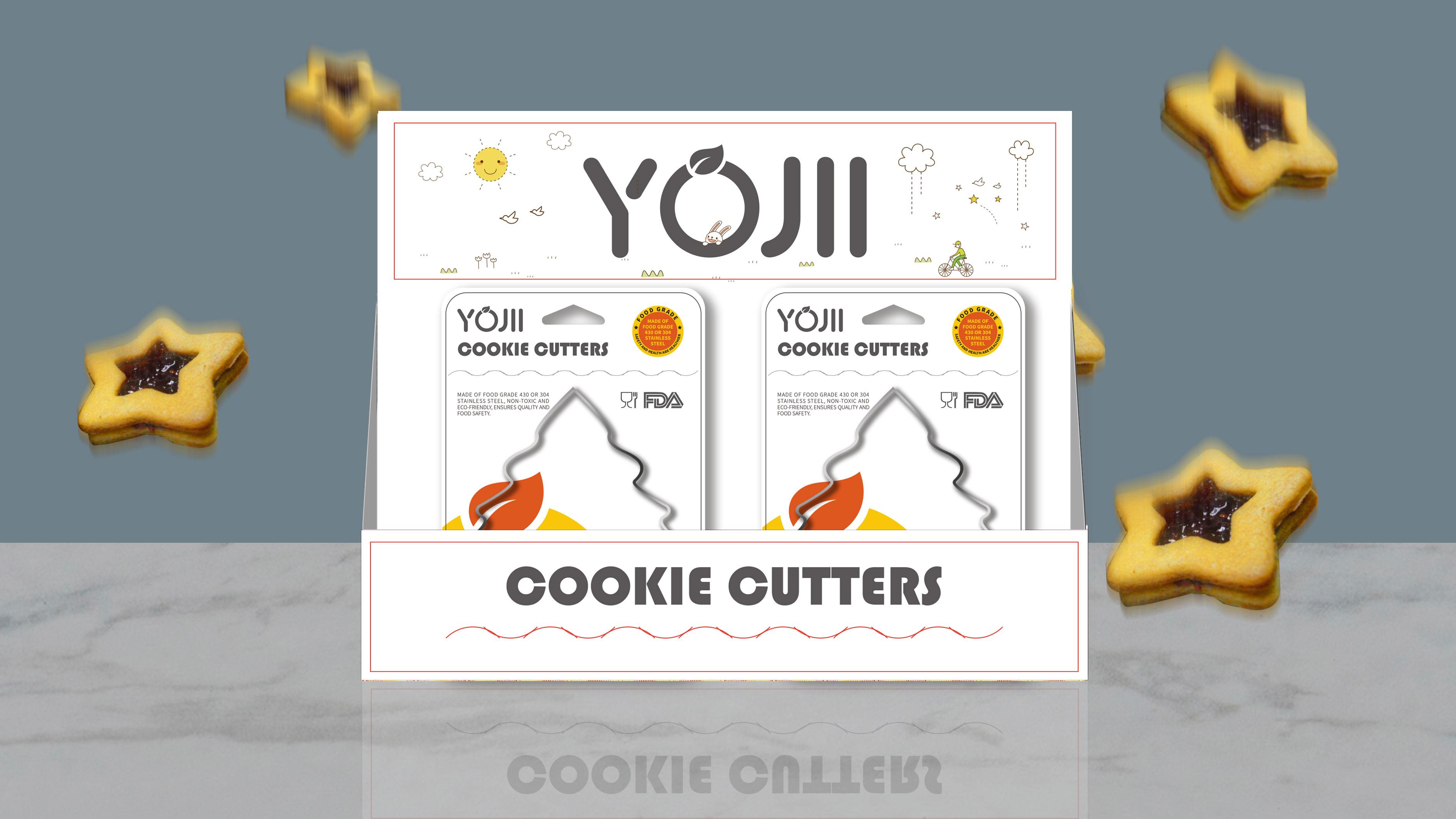 荣晋饼干模具包装设计