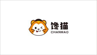 饞貓鍋盔品牌LOGO設計