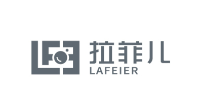 拉菲儿视觉摄影公司LOGO乐天堂fun88备用网站