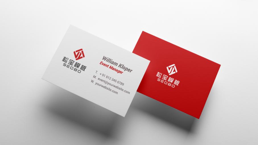 松宝工程公司LOGO设计中标图3