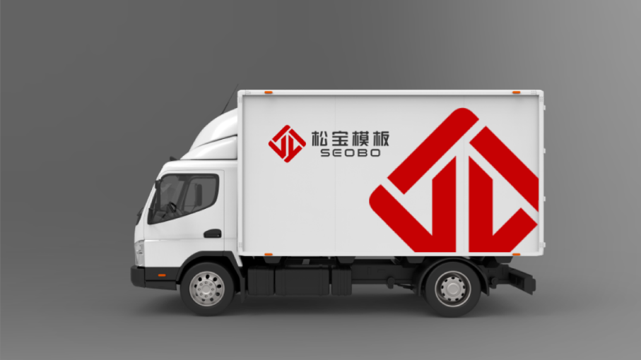 松宝工程公司LOGO设计中标图2