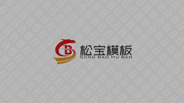 松宝工程公司LOGO设计入围方案3