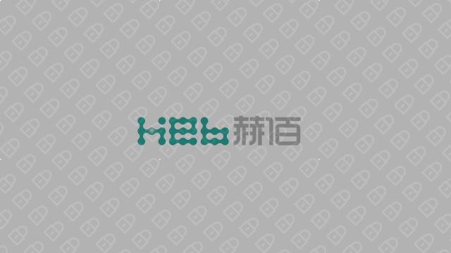 赫佰生物科技公司LOGO设计入围方案5