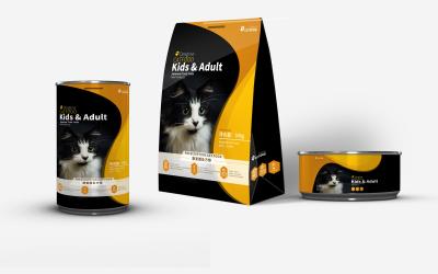 貓糧包裝設計