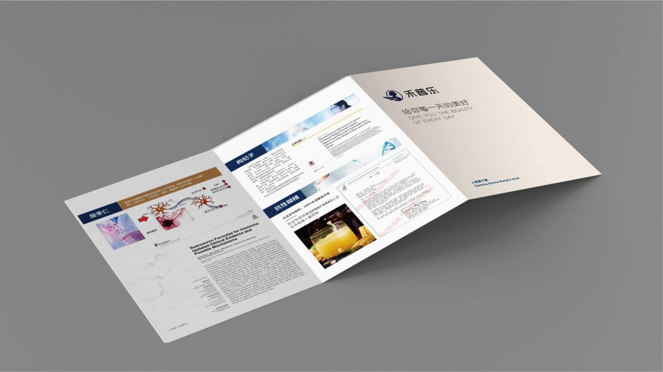 禾东贸易折页设计中标图4