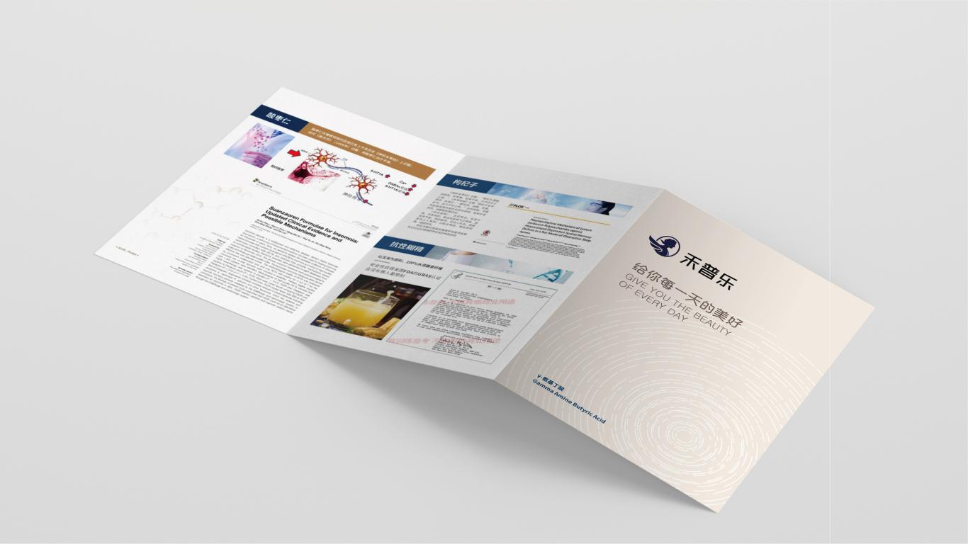 禾东贸易折页设计中标图7