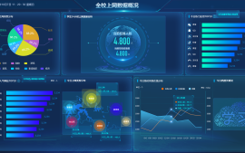 河南科技校园消费综合数据