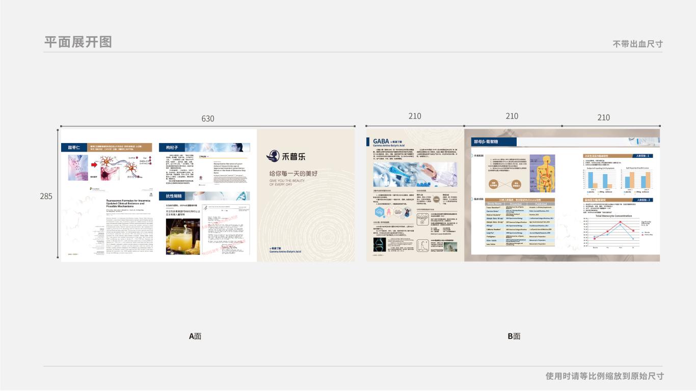 禾东贸易折页设计中标图3