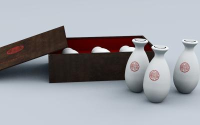 包裝設計山西醋廠