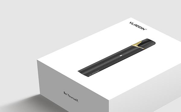 瓦拉丁电子烟包装设计