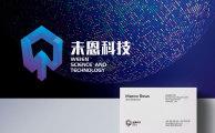 未恩科技物联网技术服务公司LOGO/VI形象