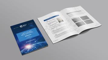 烯联新型材料公司画册设计