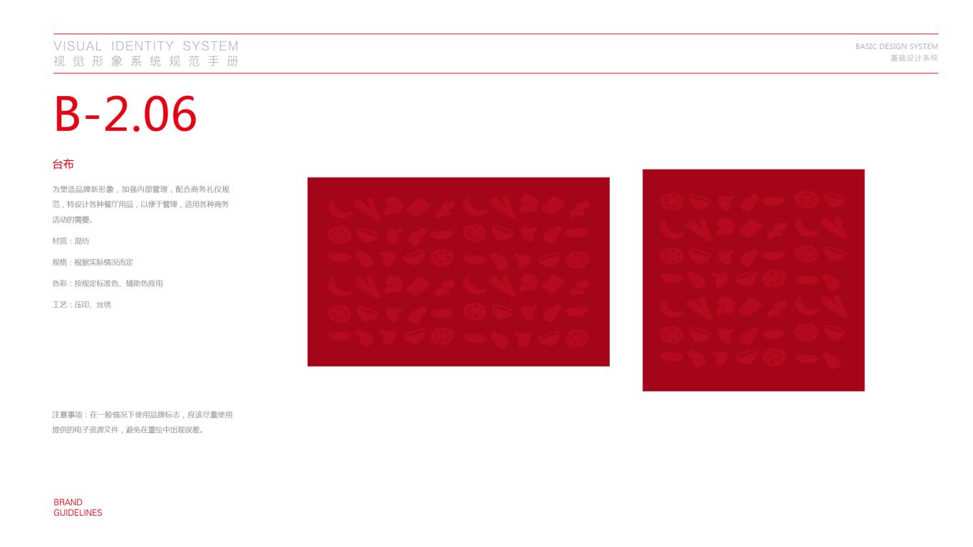 川小妹餐饮品牌VI设计中标图25
