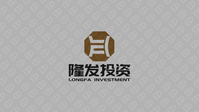 隆發投資公司LOGO設計入圍方案4