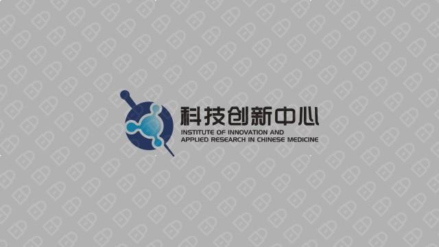 湖南中医药大学科技创新中心LOGO设计入围方案0