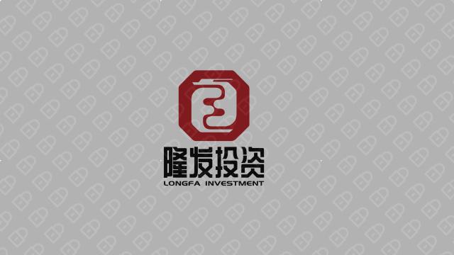 隆發投資公司LOGO設計入圍方案6