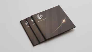 中联东厢投资公司画册设计
