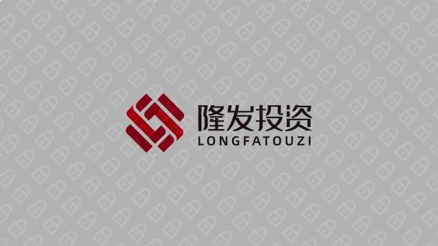 隆發投資公司LOGO設計入圍方案8