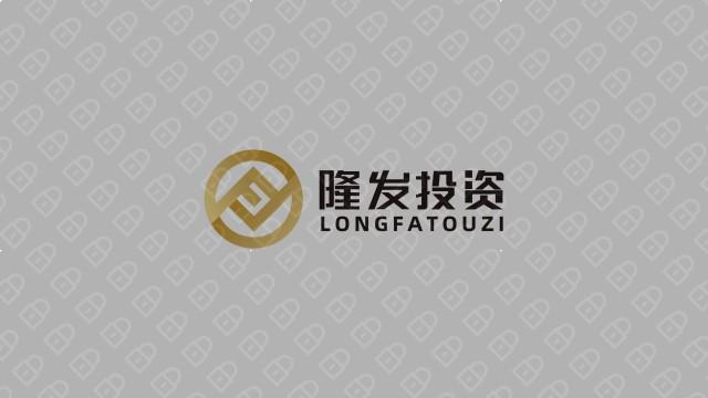 隆發投資公司LOGO設計入圍方案9