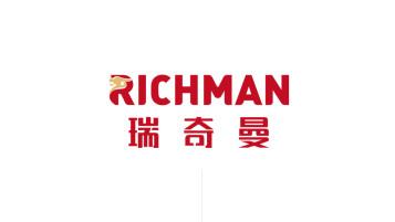 瑞奇曼科技公司LOGO設計