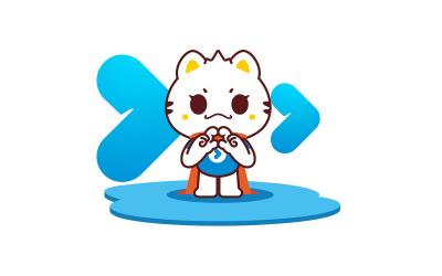 金华喵播网络科技吉祥物