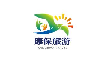 康保旅游公司LOGO设计