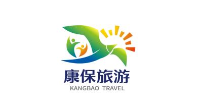 康保旅游公司LOGO設計