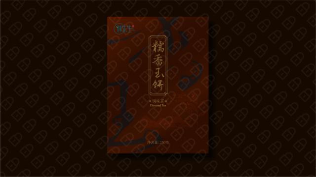 普先生茶叶品牌包装万博手机官网入围方案4