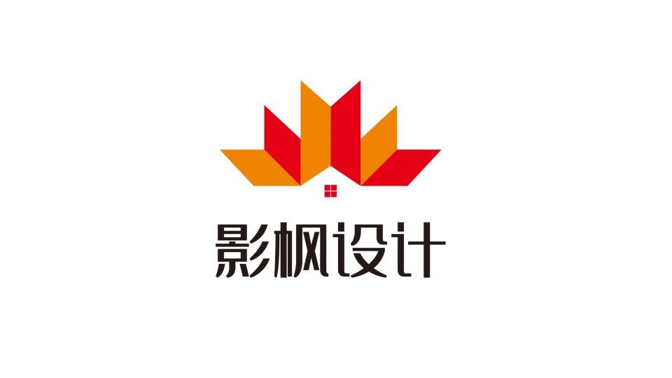 影枫装饰公司LOGO设计