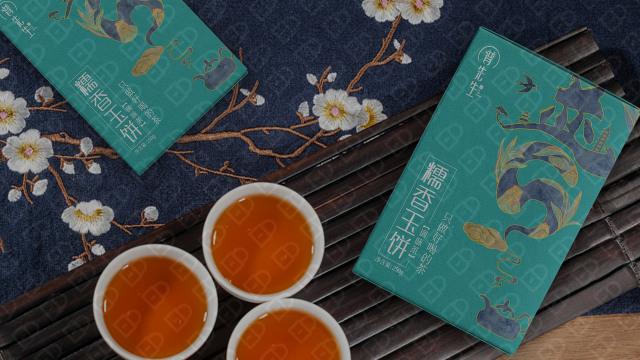 普先生茶叶品牌包装万博手机官网入围方案2