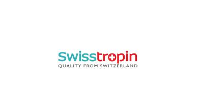 Swisstropin生物科技品牌LOGO設計