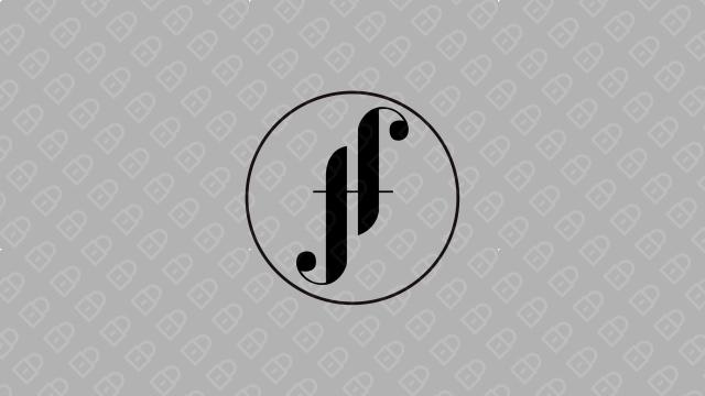 咏福琴行品牌LOGO设计入围方案2