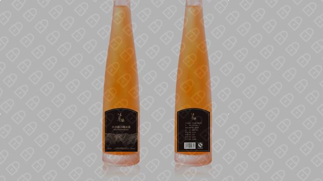 木兰缘沙棘冰酒品牌包装乐天堂fun88备用网站入围方案2