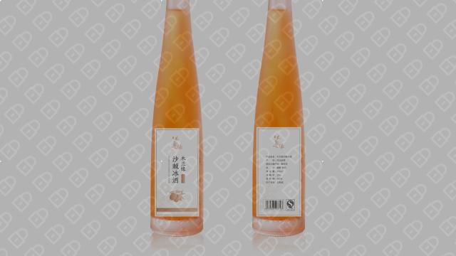 木兰缘沙棘冰酒品牌包装乐天堂fun88备用网站入围方案0