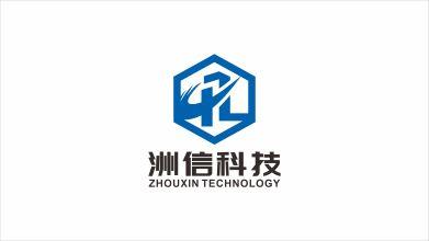 洲信科技公司LOGO设计
